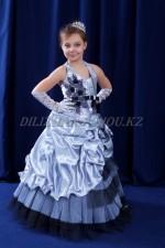 """00913 Бальное платье """"Капризная принцесса 08"""""""