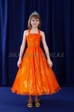 0371. Бальное платье в греческом стиле