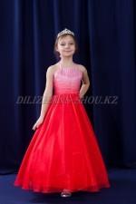 0372. Бальное платье в греческом стиле