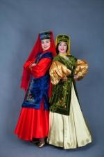 5492. Татарские девушки.