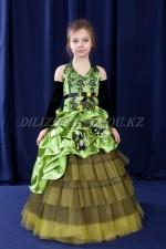 0367. Бальное платье Капризная принцесса