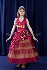 """00915 Бальное платье """"Капризная принцесса 05"""""""