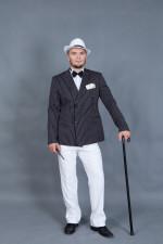 02049 Мужской костюм