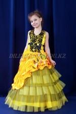 """00914 Бальное платье """"Капризная принцесса 06"""""""