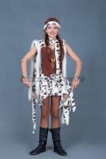 00251 Девочка викинг