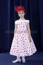 0400. Коктейльное платье