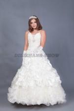 00888 Платье для венского бала