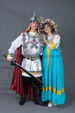5690. Алеша Попович с Аленушкой