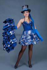 02684 Костюм для кабаре. Платье трансформер.
