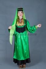 02314 Татарский национальный костюм