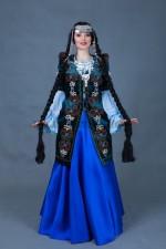 5786. Якутский женский костюм
