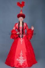 02846 Свадебное платье на Кыз Узату