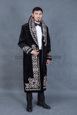 02066 Казахский национальный чапан