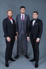 01997 Классические костюмы и смокинги для свадьбы