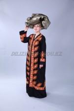 02722 Африканский национальный костюм женский