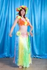 2220. Гавайский костюм женский