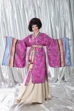02712 Японское кимоно