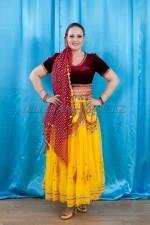 02729 Индийский костюм