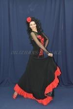 02727 Испанский костюм женский
