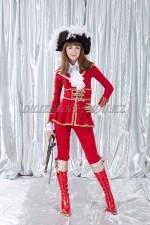 1224. Женский костюм пиратки