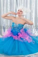 02749 Принцесса в юбке-шопенке