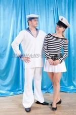 1220. Моряк и морячка