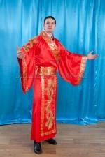 2188 . Китайский национальный костюм мужской
