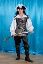 1407. Пират в серебре