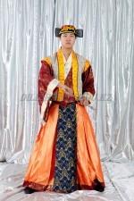 2273. Самурай (японский национальный мужской костюм)