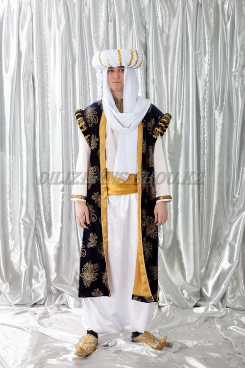 Как сделать арабский костюм своими руками