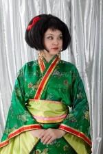 2275. Японское кимоно