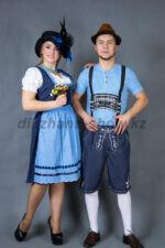 02278 Немецкие костюмы парные