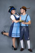 02280 Немецкие костюмы парные