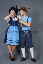02281 Немецкие костюмы парные