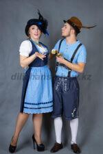 02282 Немецкие костюмы парные