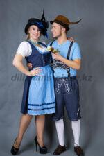 02283 Немецкие костюмы парные