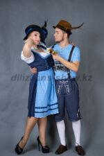 02284 Немецкие костюмы парные
