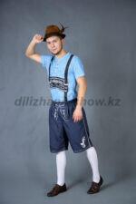02286 Немецкий мужской костюм