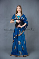 02347 Индийский женский костюм