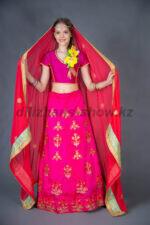 02348 Индийский женский костюм