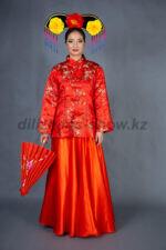 02419 Китайский женский костюм