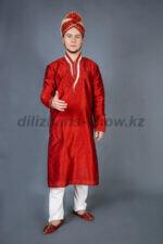 02357 Индийский мужской костюм