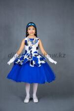 """00871 Платье """"Бутон 2"""""""
