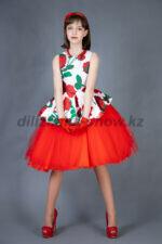 """00873 Платье """"Бутон"""""""