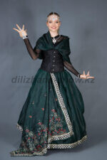 02345 Индийский женский костюм