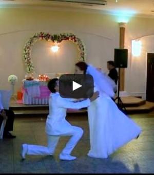 Дилижанс Шоу - Постановка танца молодых