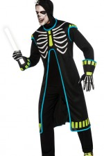 1435. Скелет с диодной подсветкой
