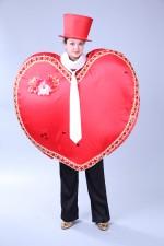 1314-m. Мадам Сердце