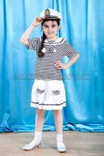 8514 карнавальный костюм морячки