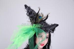 1509. Шляпа ведьмы